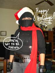 Christmas Ninja deviantID