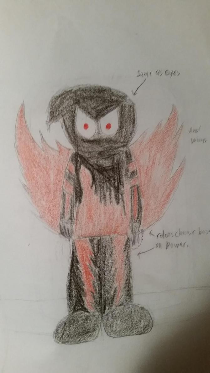 Super Hero Drew by DFRAG5678