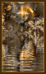 Sunlit Reflection by wizerkizer