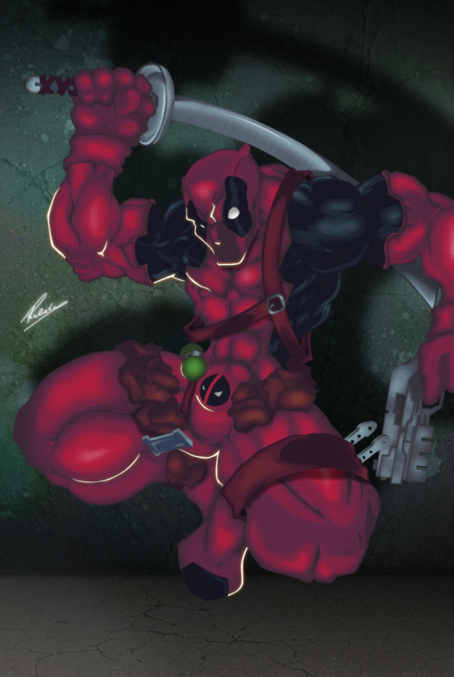 Deadpool Final by Przemo85