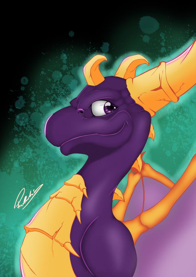 Spyro by Przemo85