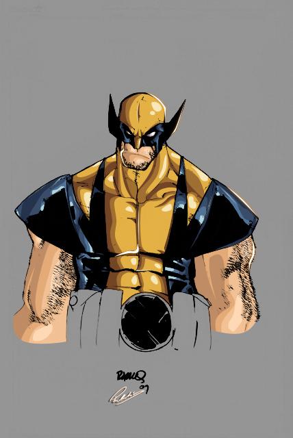 Wolverine Ramos by Przemo85