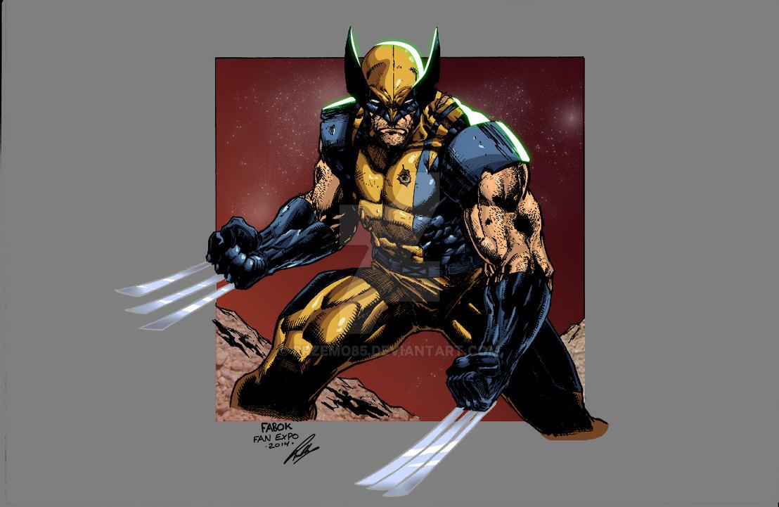 Wolverine by Przemo85