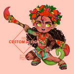 [CM] Blossoming Fire Dancer