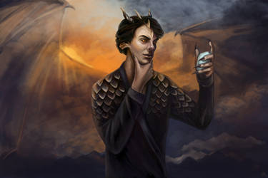 Smaug 2.0 by J-Grey