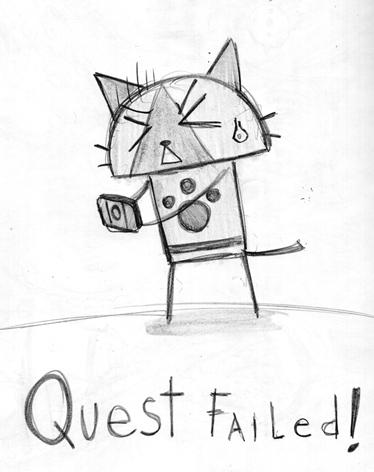 скачать игру Quest Failed - фото 2