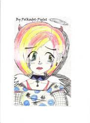 Memoirs of a sixth grader by Polkadot-Piglet