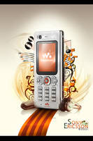 Sony Ericsson W880i by felipemaa