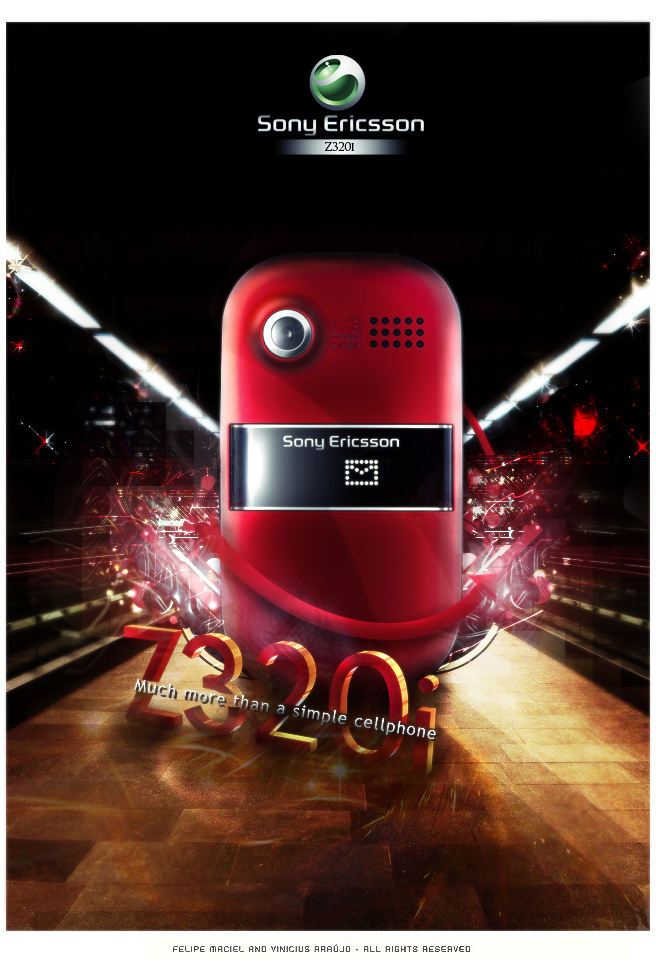 Sony Ericsson Z320i by roxymanlol