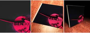 Ben Dkx - CD Cover