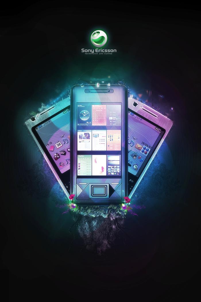Sony Ericsson by roxymanlol