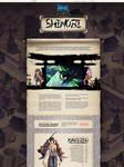 Ragnarok: Shinobi Rising by felipemaa