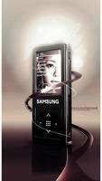 Samsung MP3 Poster by felipemaa