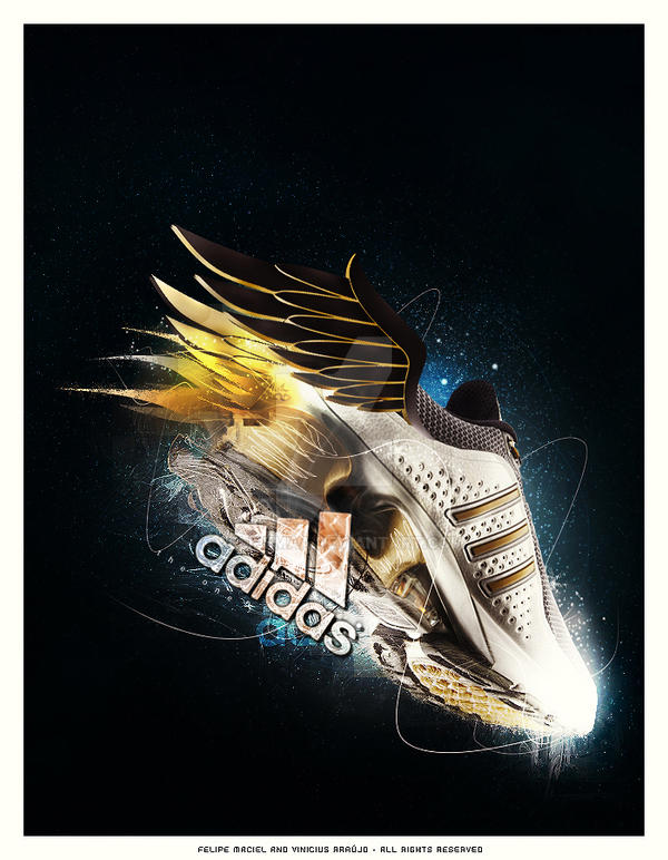 Collab: Adidas, The one