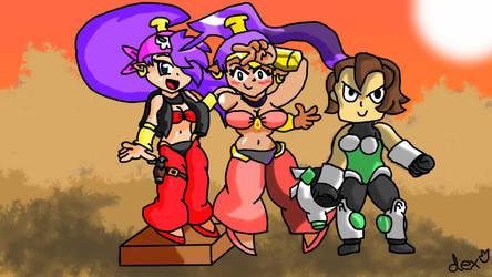 Shantaes And Patty