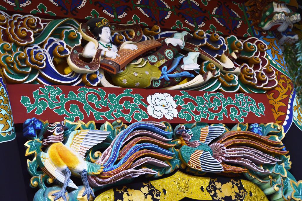 Zuihoden Mausoleum by YummyCatBiscuit