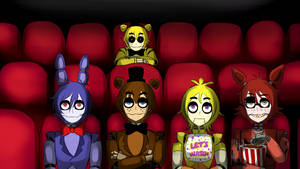FNAF SHORT ANIMATION OUT!!! by YumeChii-NI