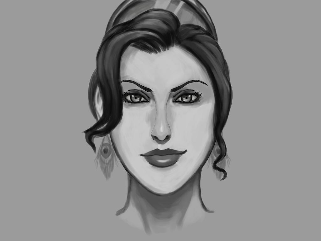hera face by crellan00 on deviantart