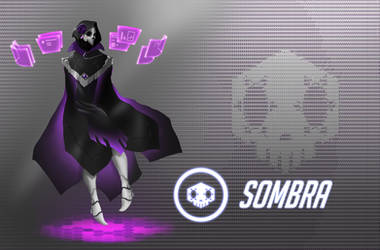 Sombra Concept Art by CaioESantos
