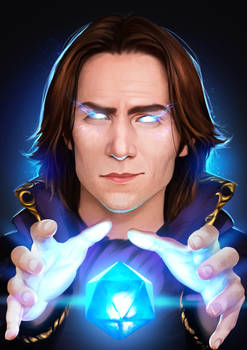Matthew Mercer - DM