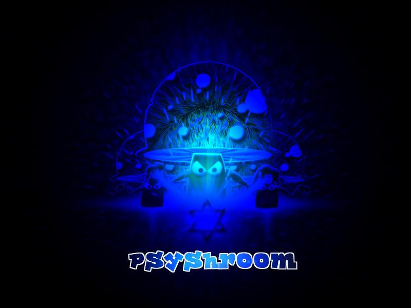 Psyshroom v1 by psyshroom