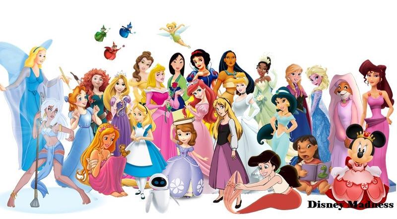 Disney Female ...