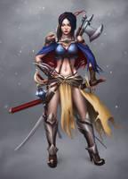 Snow White by ZagreoNDY