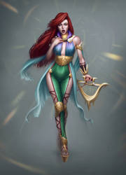 Ariel by ZagreoNDY