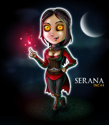 Chibi Serana by Incognito44