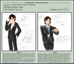 Stefan Character Development