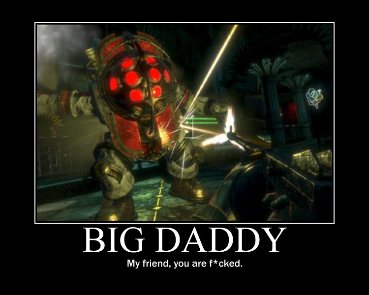 Big Daddy by elektri-cute14