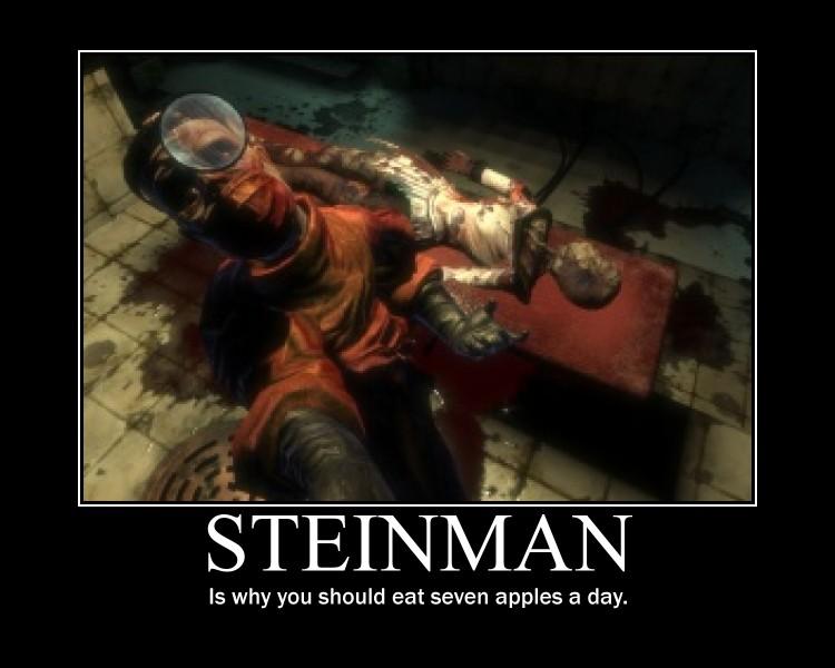 Steinman by elektri-cute14