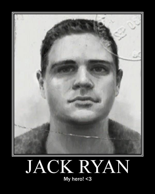 Jack Ryan by elektri-cute14