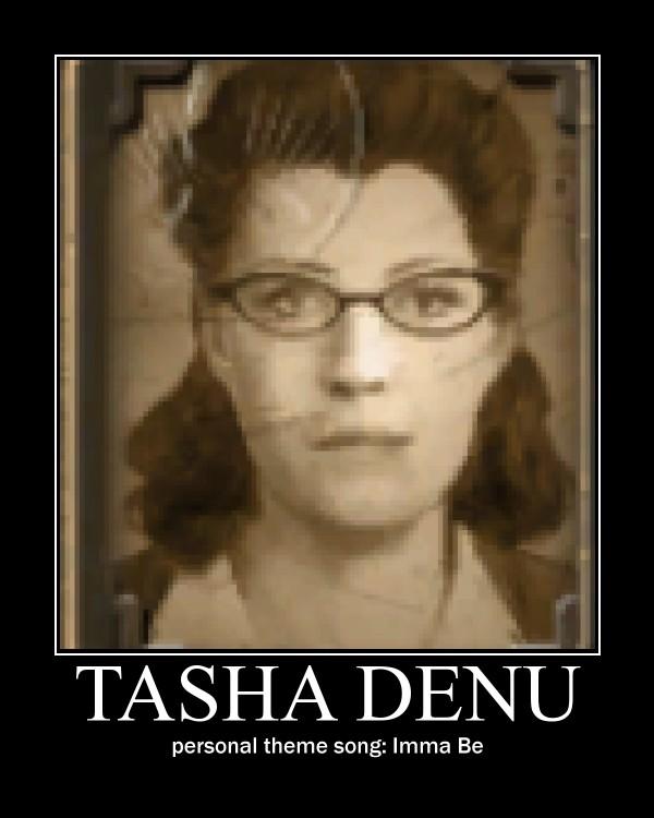 Tasha Denu by elektri-cute14