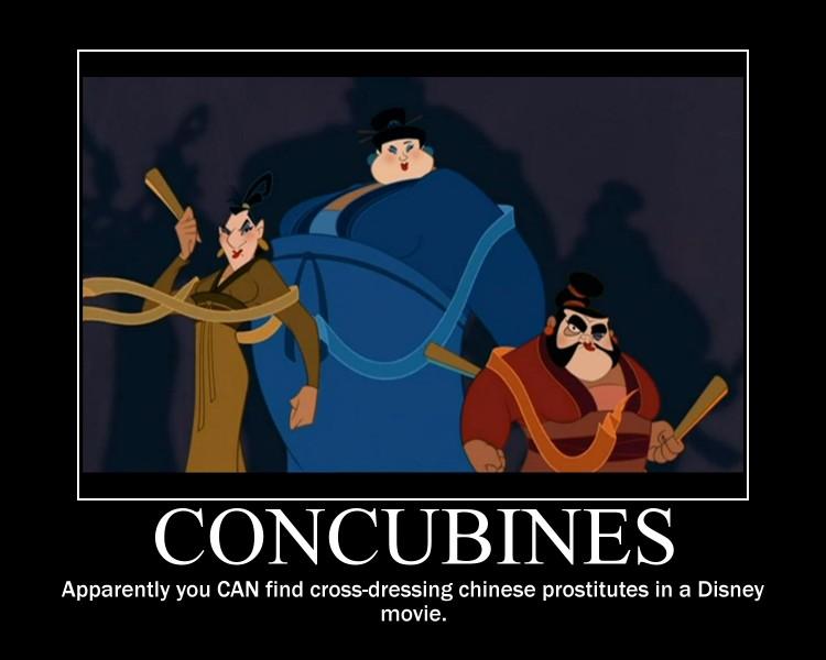 Concubines by elektri-cute14