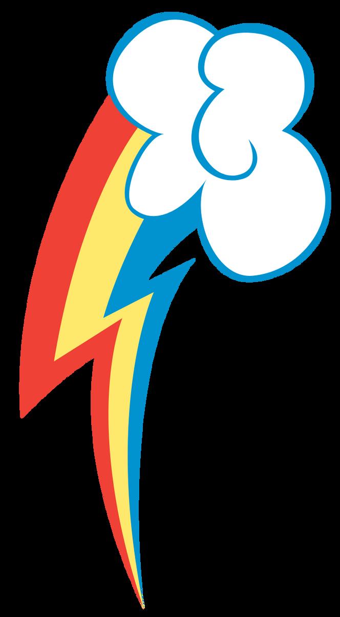Rainbow Dash Cutie Mark by Scourge707 on deviantART