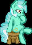 Lyra Sitting