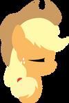 Applejack Lineless Headshot