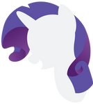 Rarity Lineless Headshot