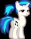 Vinyls Ponytail