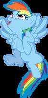 Rainbow Dash, You So Silly