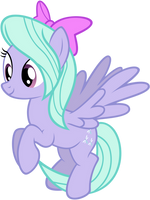 Flitter Flying by Scourge707