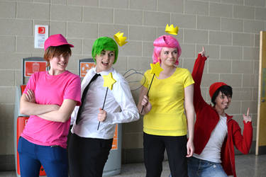 [London Expo 2012] Fairly Odd Parents