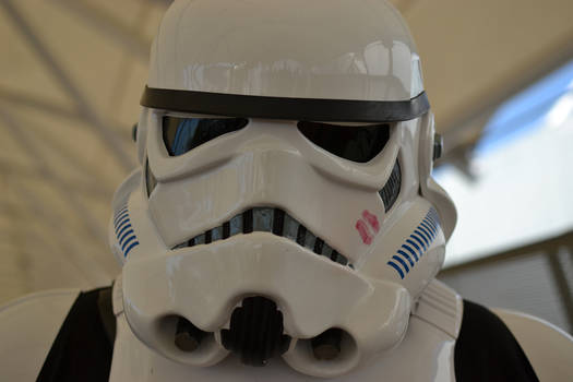 [London Expo 2012] I kissed a Stormtrooper
