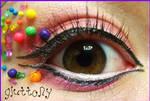 7 Deadly Sins Makeup: Gluttony