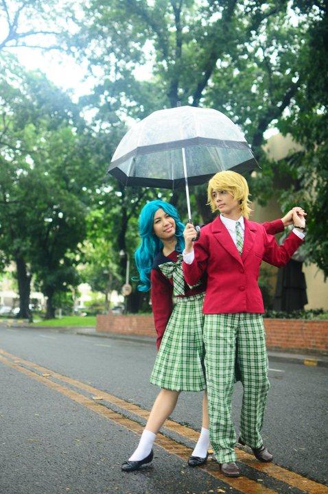 Come Rain, Come Shine by japanesenagi