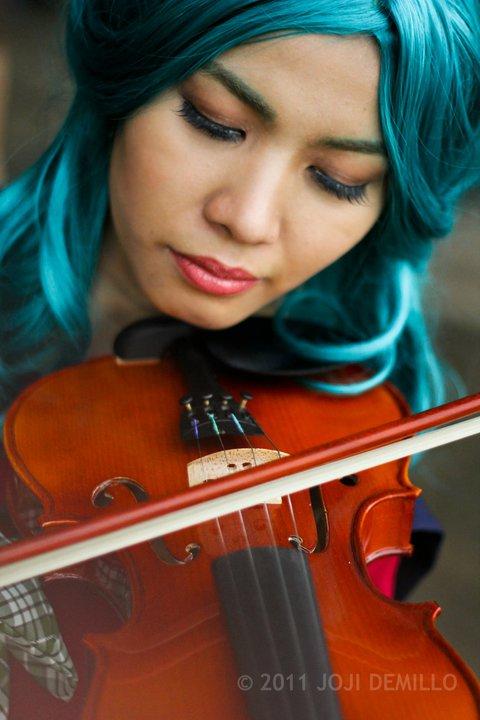 Violin Sonata by japanesenagi