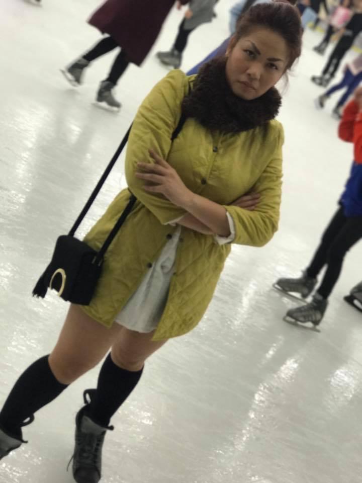Madam Lilia On Ice by japanesenagi