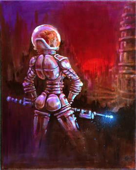 Spacegirl Inhabited