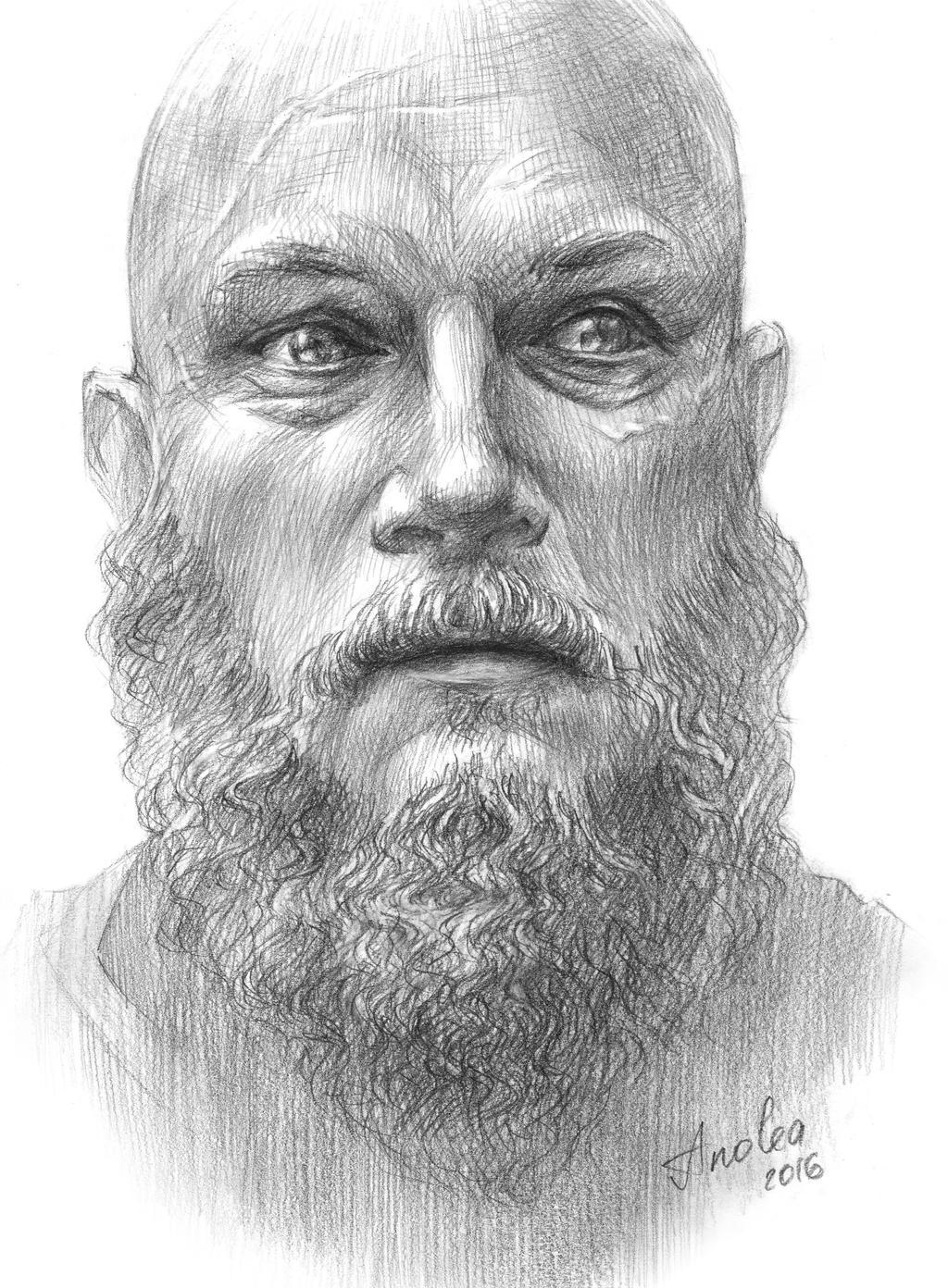 Ragnar Lodbrok By AnoleaNova On DeviantArt